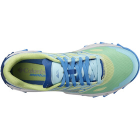 Columbia Trans ALPS F.K.T. II Chaussures Femme, jade lime/splash